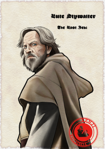 Luke Skywalker 01