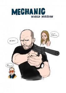 MECHANIC word mission